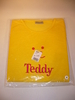 Teddy T-Shirt gelb