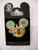 Disney Teddybear and Doll weekend 2007 Pin